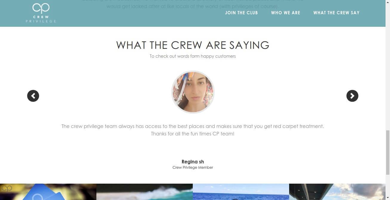 crewprivilege-design